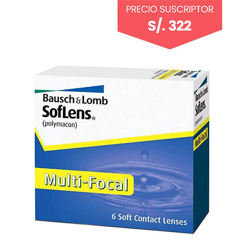 Soflens - Multifocal