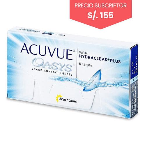Acuvue - Oasys
