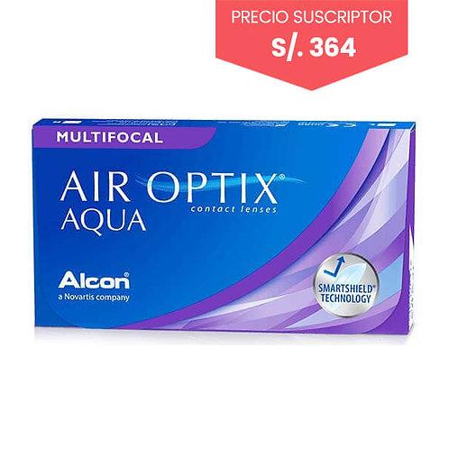 Air Optix Aqua  - Multifocal
