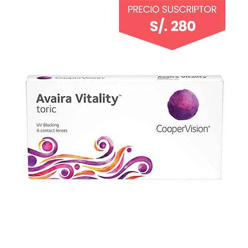 Avaira Vitality - Toric
