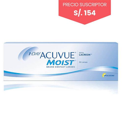 Acuvue Moist - 1 day