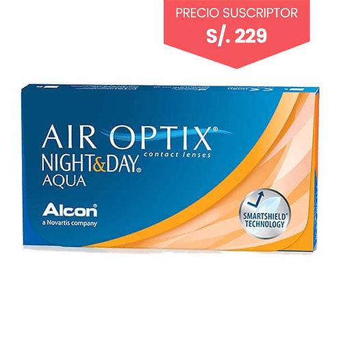 Air Optix - Night & Day Aqua