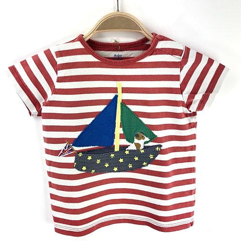Boden T-shirt 2-3 years