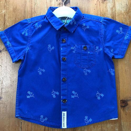 Baker Shirt 12-18 months