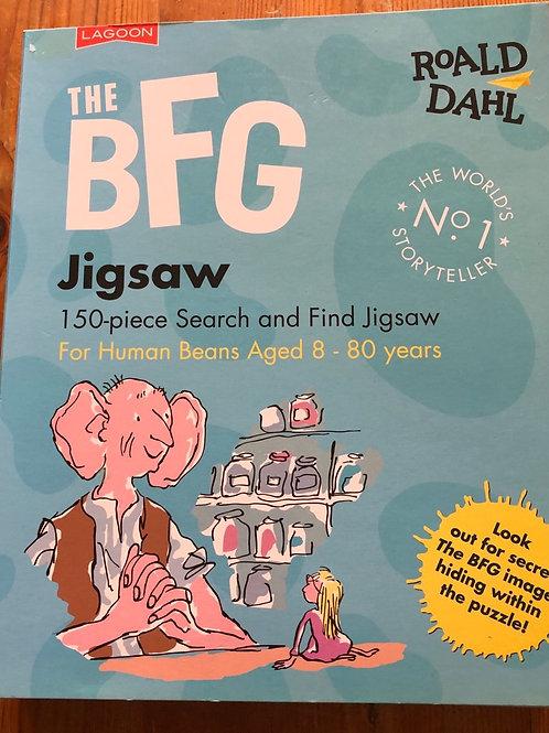 The BFG Jigsaw - aged 8+