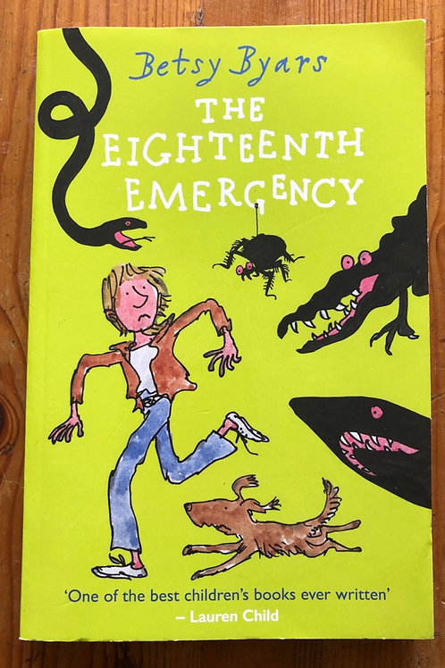 The Eighteenth Emergency - 9+