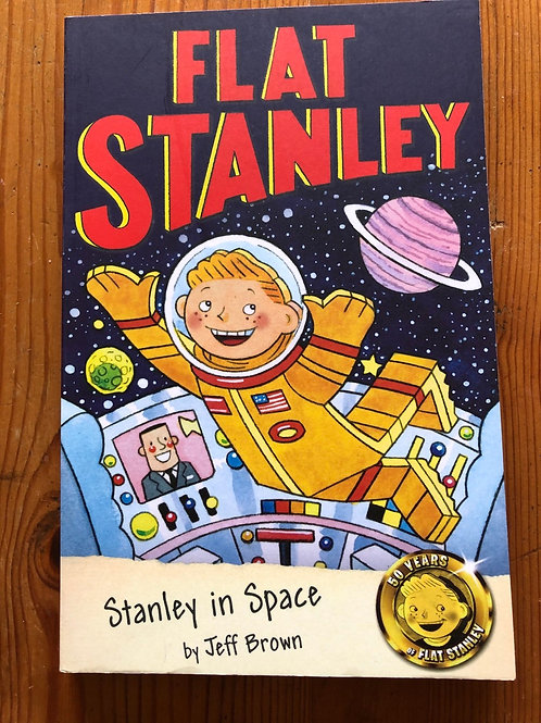 Flat Stanley in Space - 7+
