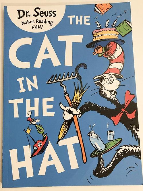Dr Seuss Book