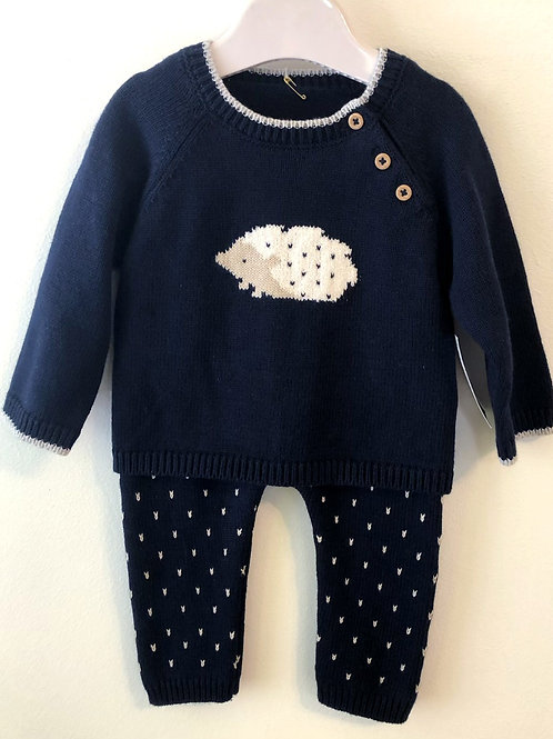 Two Piece Knitted Outfit 3-6months