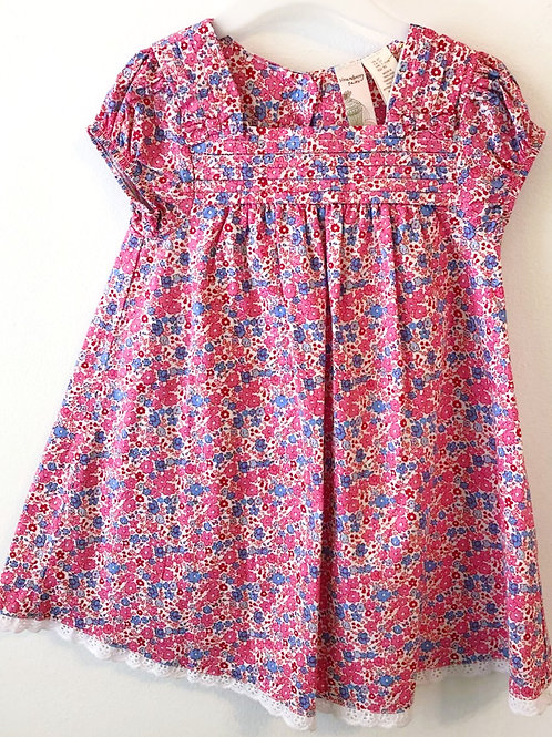 Strawberry Faire Dress 2 years