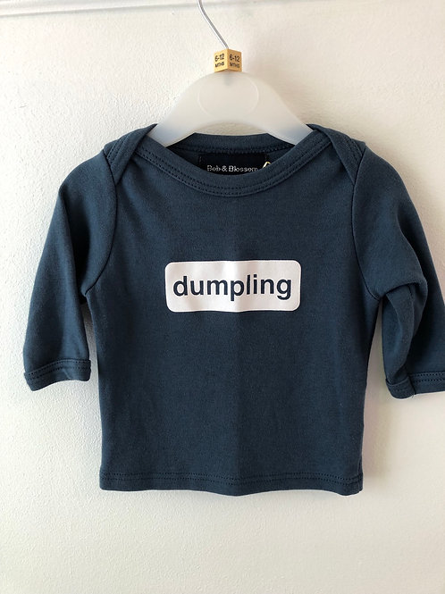 Bob and Blossom Long Sleeved T-shirt 6-12 months