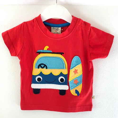Frugi T-shirt 0-3 months