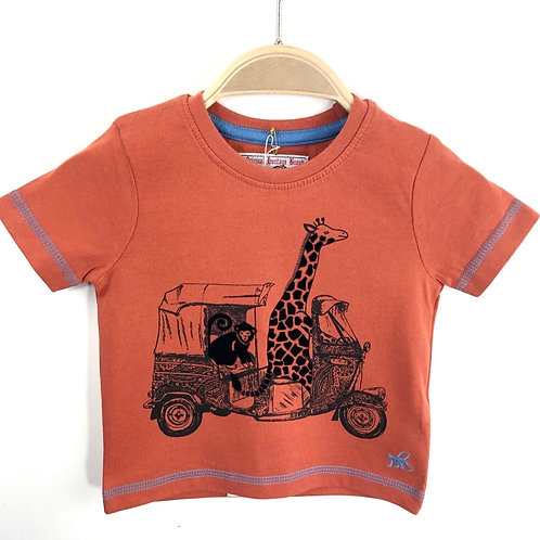 Monsoon T-shirt 3-6 months