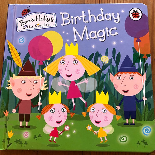 Birthday Magic Board Book