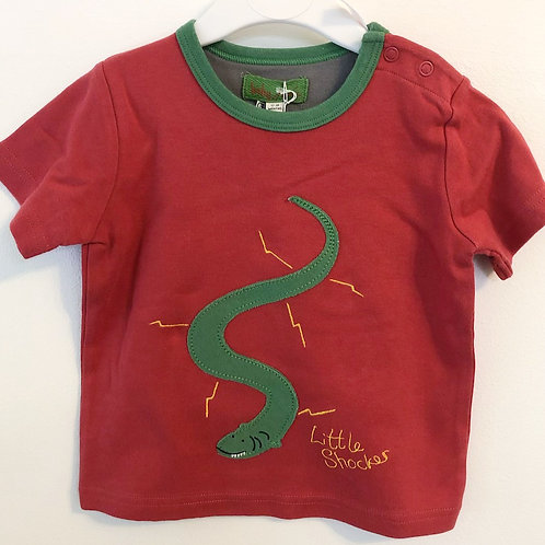 Joules T-shirt 12-18 months