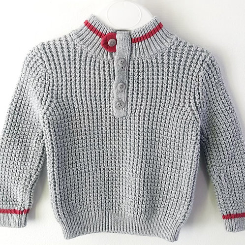 Little White Company Jumper 3-6months