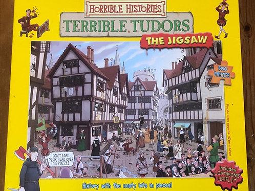 Terrible Tudor Puzzle
