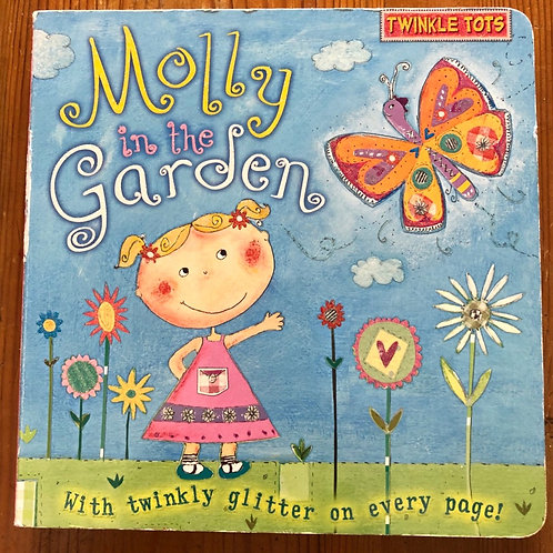 Molly in the Garden Board Book