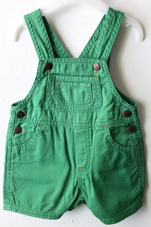 Mothercare Short Dungarees 0-3 months