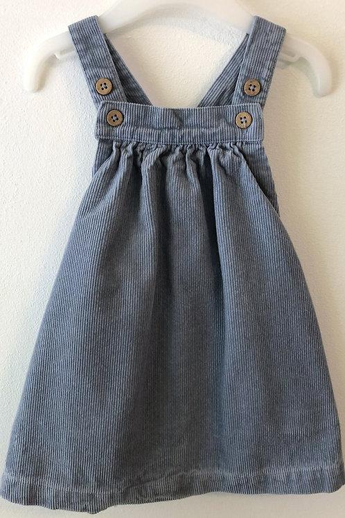 M&S Pinafore Dress 6-9 months