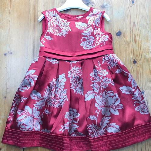 Monsoon Dress 18 - 24 months