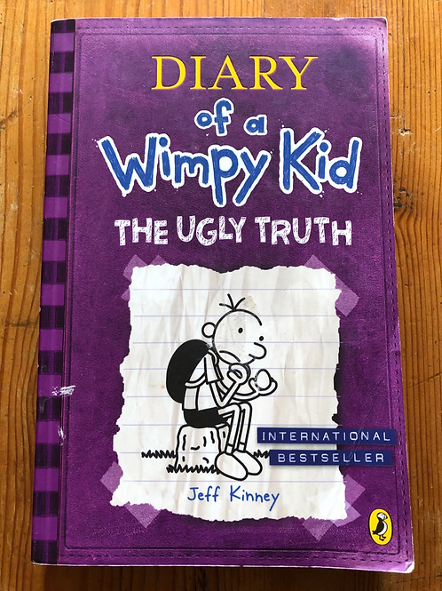 Diary of a Wimpy Kid The Ugly Truth -9+