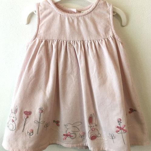 Next Pinafore Dress 6-9 months