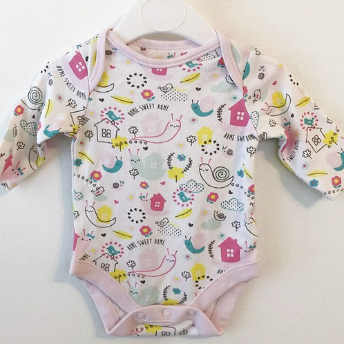 Mothercare Bodysuit Newborn