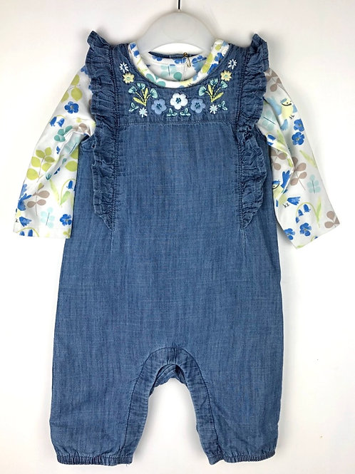 M&S Outfit  3-6 months
