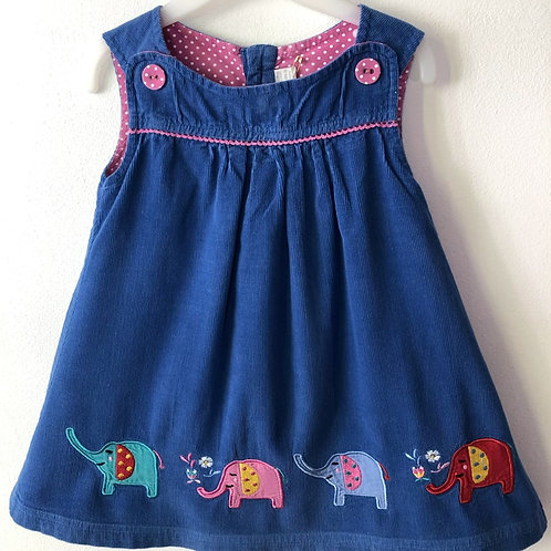 JoJo Maman Bebe Dress 12-18 months