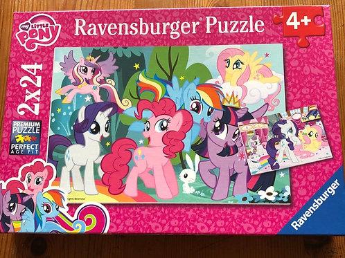 My Little Pony Puzzle - age 4+