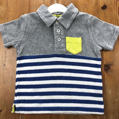 Boden Polo Shirt 2 years