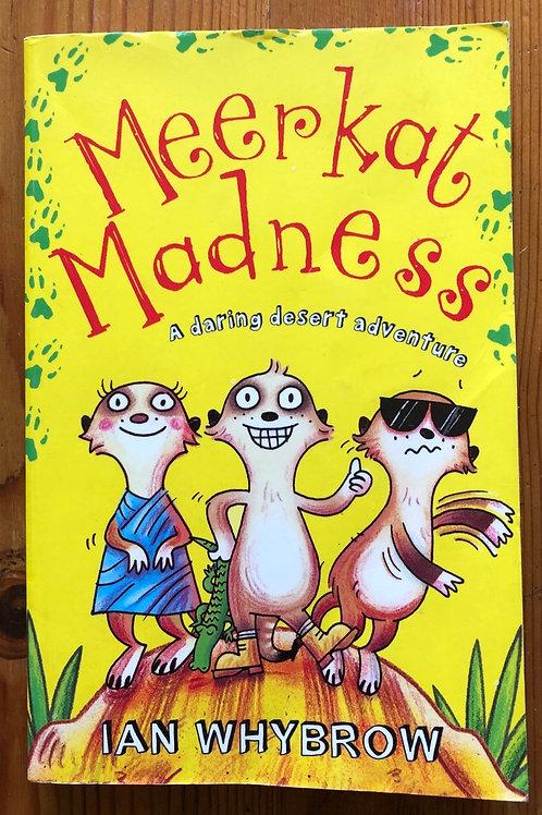 Meerkat Madness a daring desert adventure - 7+