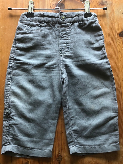 M&S Trousers 9-12 months