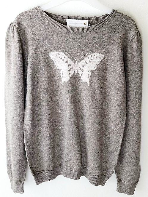 White Company Jumper 5-6 years