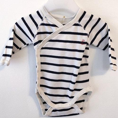 Petit Bateau Bodysuit Newborn