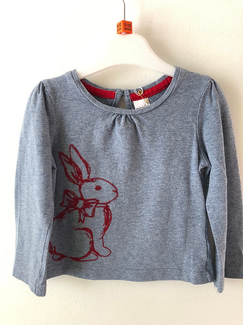 Miniclub Long Sleeved T-shirt 9-12 months