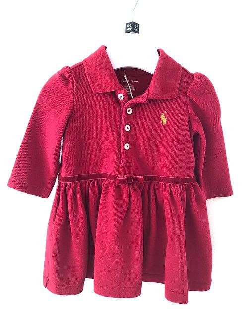 Ralph Lauren dress 3-6 months