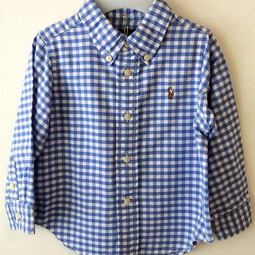 Ralph Lauren Shirt 18 months