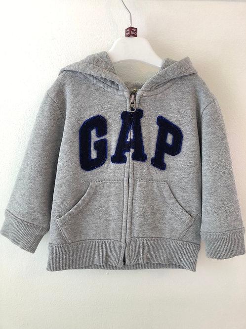 Gap Zip Hoodie 18-24 months