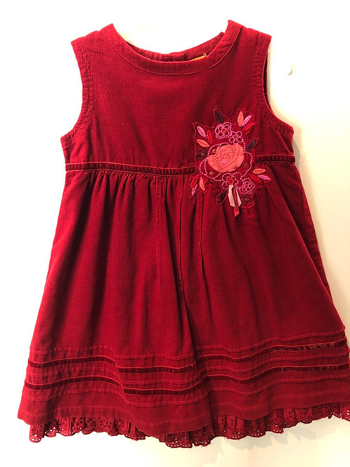 Mini Mode Pinafore Dress 3-4 years