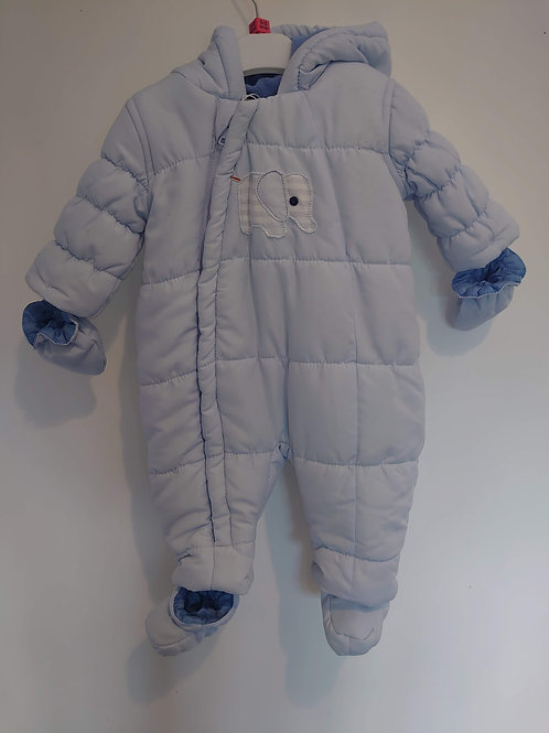 Mothercare Pramsuit 0-3 months