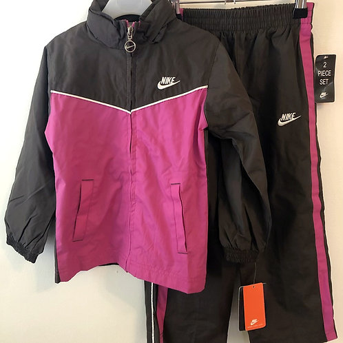 Nike shell tracksuit 4 years
