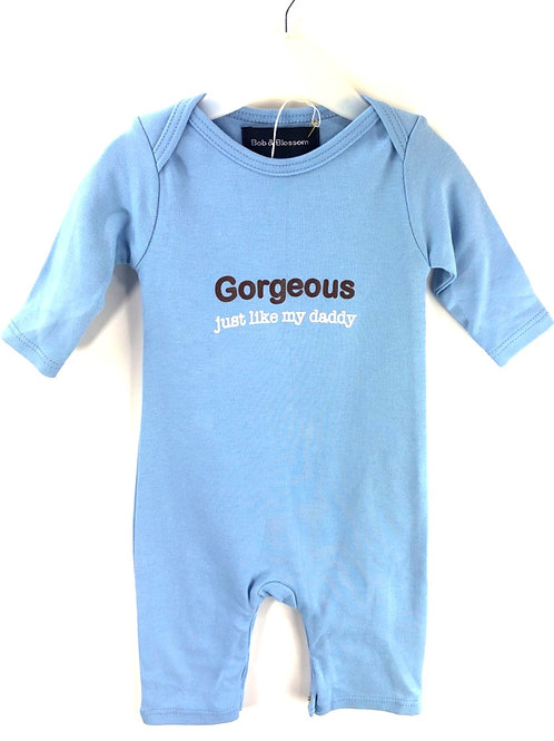 Bob and Blossom Sleepsuit  0-6 months