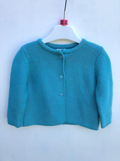 John Lewis knitted cardigan 0-3 months