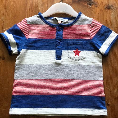 John Lewis T-shirt 9-12 months