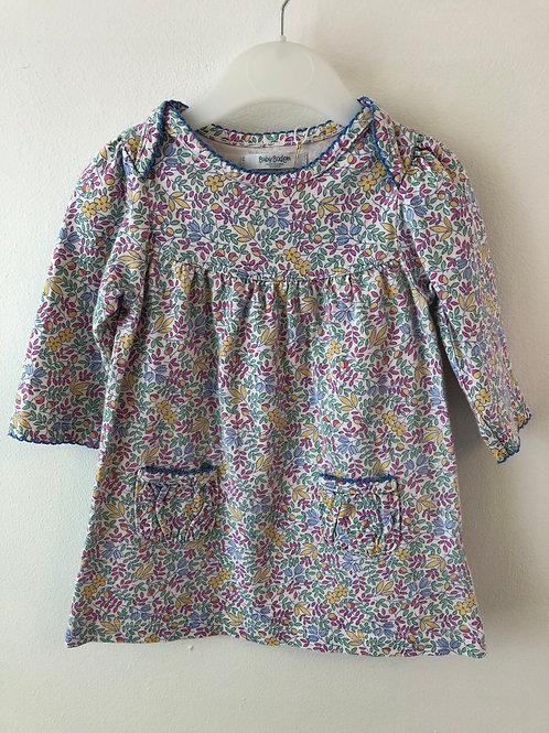 Boden Dress 3-6 months