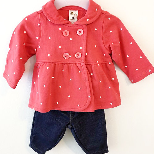 Carters Outfit Newborn