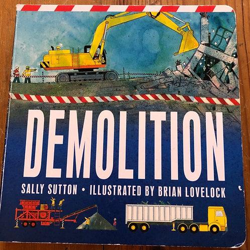 Demolition Board Book
