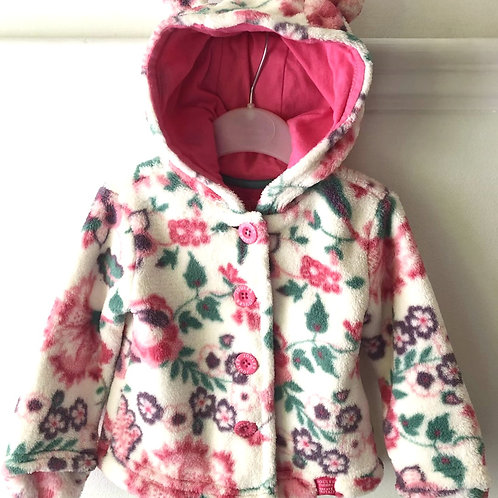 Joules Fleece Jacket 0-3 months